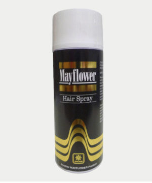 mayflower hairspray