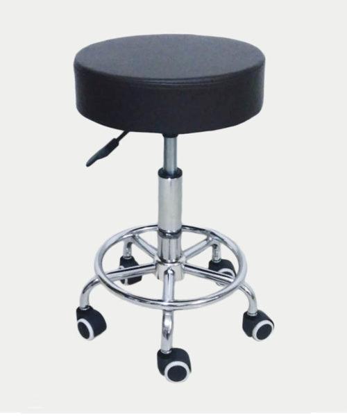 rolling stool legrest