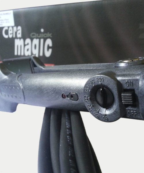 ceramagic knob