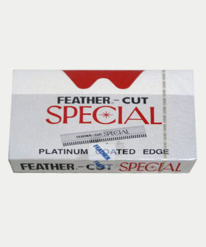 feather blades box