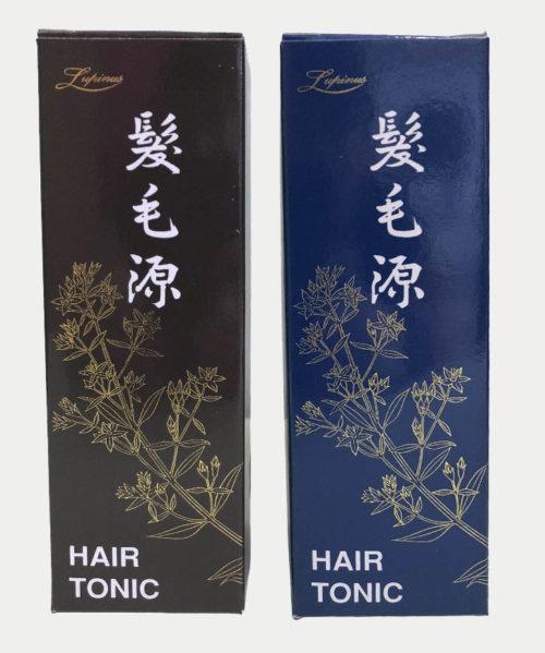lupinas hair tonic box