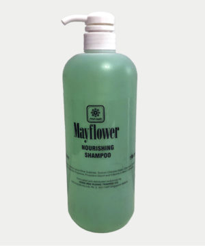 mayflower herbal shampoo