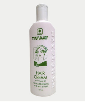 mayflower hair cream