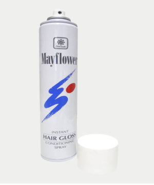 mayflower hair gloss