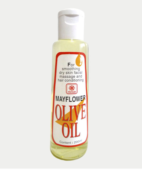 mayflower olive oil