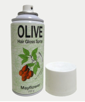 mayflower olive spray