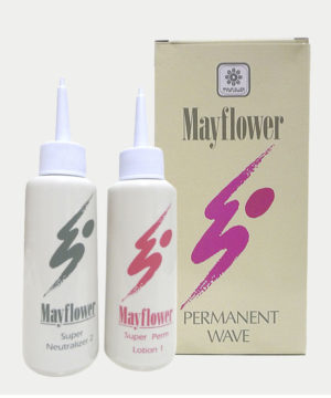 mayflower permanent wave set