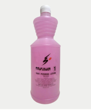 mayflower perming lotion pink
