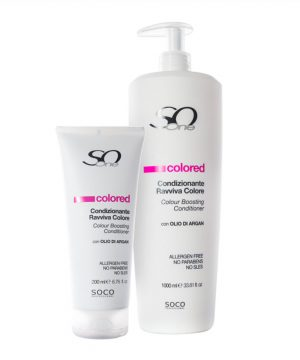 so-one color boosting conditioner
